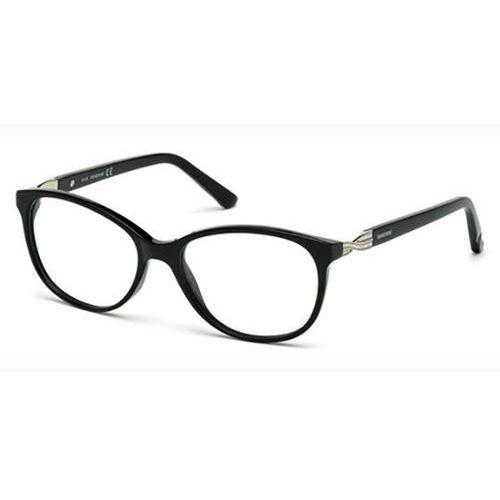 Okulary korekcyjne sk 5122 01a marki Swarovski