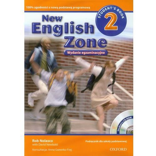 English Zone New 2 SB with Exam Practice PK OXFORD, Oxford University Press
