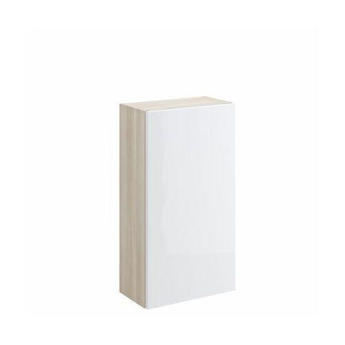 Szafka wisząca smart s568-001 biały front marki Cersanit