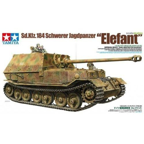 German Heavy Tank Destroyer Elefant, 5_624338