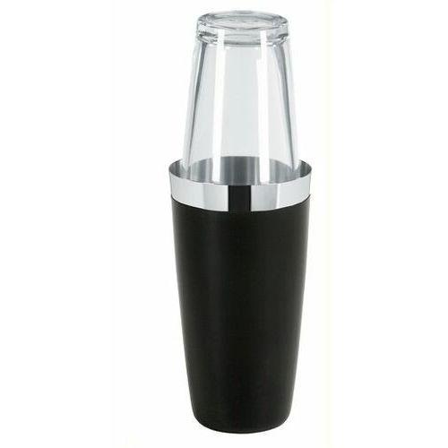 Boston shaker ze szklanką winylowy | 0,8l marki Tom-gast