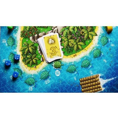 Gra - Żółwie z Galapagos (5908215006389). Tanie oferty ze sklepów i opinie.
