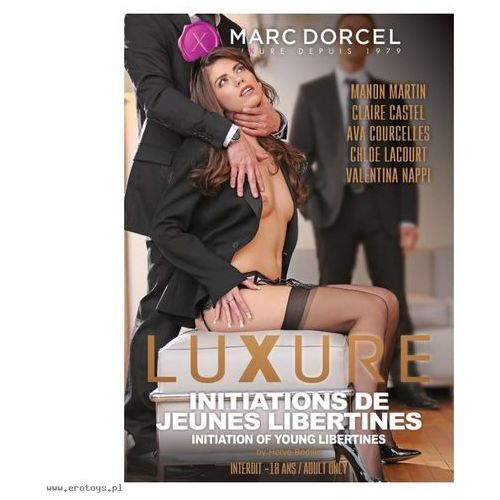 Dvd marc dorcel - luxure: initiation of young libertines marki Marc dorcel (fr)