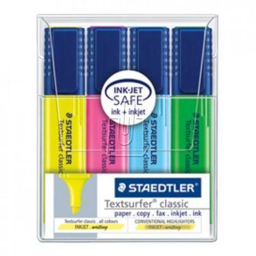 Staedtler zakreślacz textsurfer classic staedtler żółty - wikr-954160 darmowy odbiór w 21 miastach!