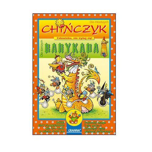 OKAZJA - GRANNA GRA CHIŃCZYK BARYKADA, 100471