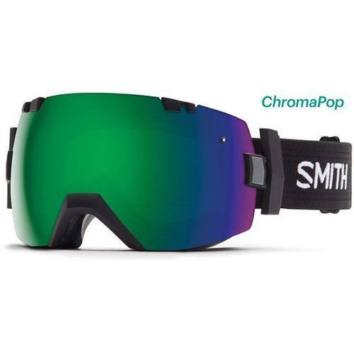 gogle snowboardowe SMITH - I/Ox Black Chromapop_Sun (ZW9-99MK) rozmiar: OS