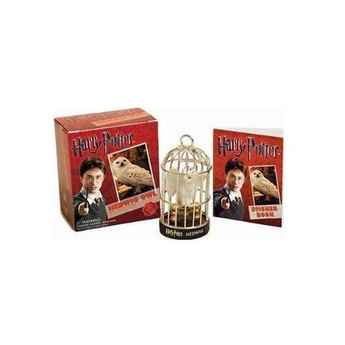 Harry Potter Hedwig Owl Kit and Sticker Book (9780762440627)