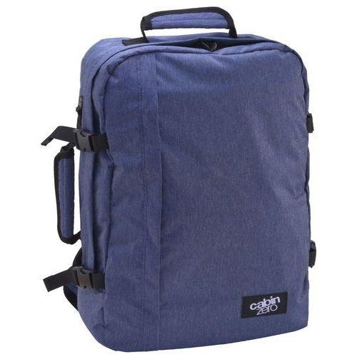 CabinZero Classic 36L torba podróżna podręczna / kabinowa / plecak / granatowy - Blue Jean, kolor niebieski