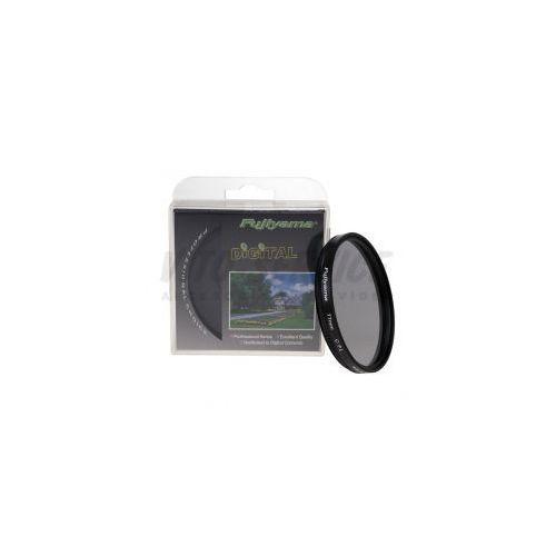 Filtr polaryzacyjny 77 mm circular p.l. marki Fujiyama - marumi