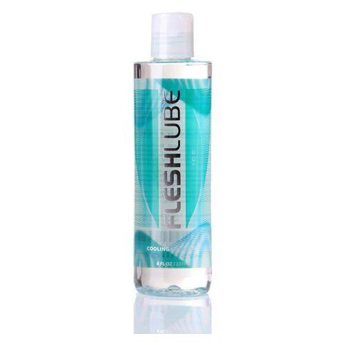Żel nawilżający chłodzący - fleshlube ice 250 ml marki Fleshlight
