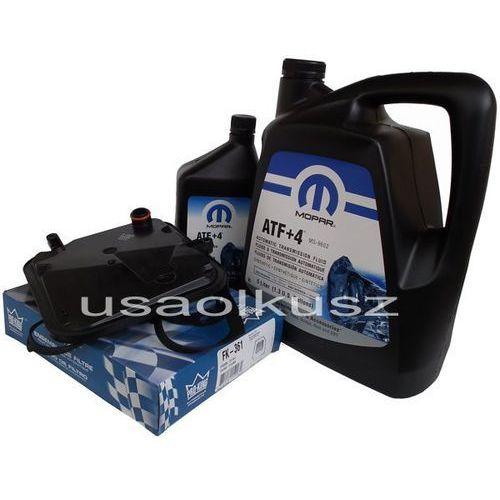 Filtr olej atf+4 skrzyni biegów 42rle chrysler 300c v6 marki Mopar