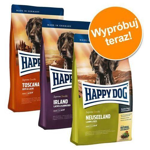 Happy dog supreme - sensible nutrition canada 4kg