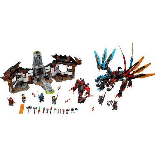 LEGO NINJAGO, Kuźnia smoka, 70627