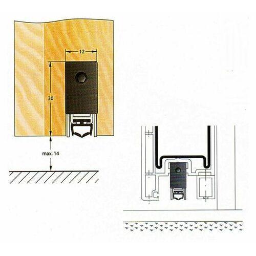 Uszczelnienie progowe Deventer DBS L-1209 mm