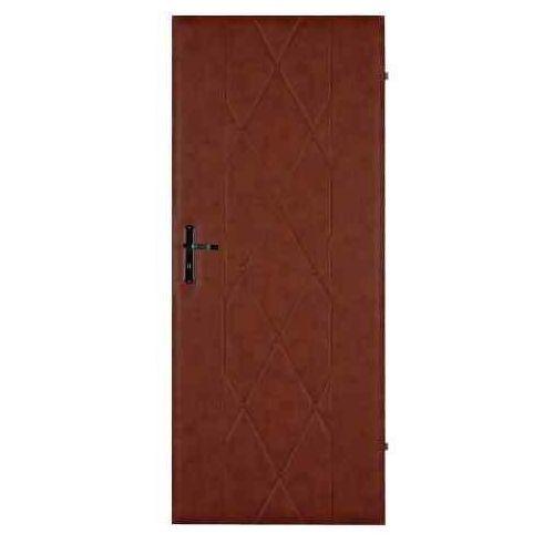 Tapicerka Drzwiowa KRATA 11 Ciemny Rudy 95cm, GK-0315