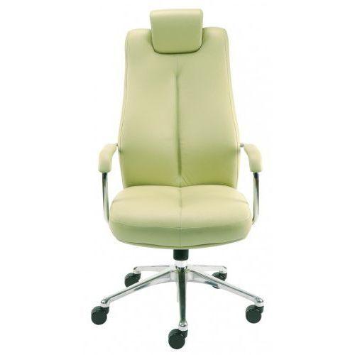 Nowy styl Fotel gabinetowy sonata lux hru steel28 chrome - biurowy, krzesło obrotowe, biurowe