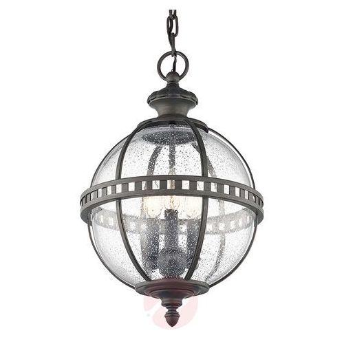Lampa wisząca KL/HALLERON/8M IP44 - Elstead Lighting - Rabat w koszyku, KL/HALLERON/8M