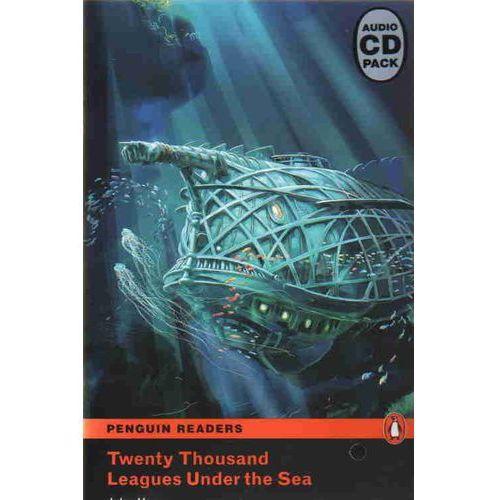Twenty Thousand Leagues Under the Sea plus Audio CD Penguin Readers Classic, Pearson