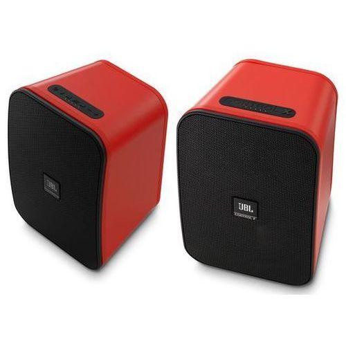 Zestaw głośników 2.0 JBL Control X Wireless Czerwony (6925281903311)