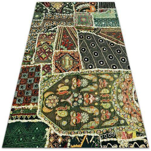 Wykładzina tarasowa wzór wykładzina tarasowa wzór patchwork w tureckim stylu marki Dywanomat.pl