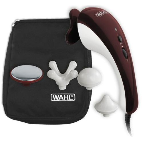 Wahl Masażer deluxe heat massager + darmowy transport! (0043917001333)