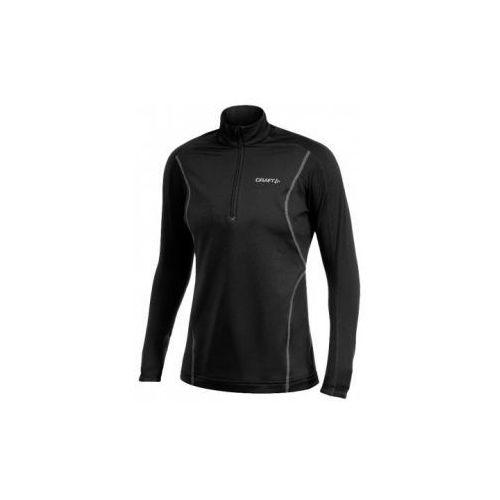 Craft Damska bluza stretch  layer 2 1900919 czarna