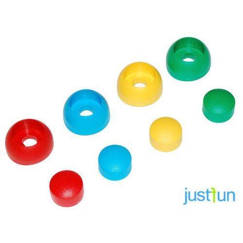 Zaślepka do belki okrągłej - czerwony marki Just fun