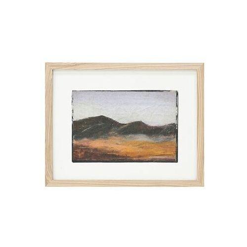 HKliving Mały obraz w ramce rozmiar S: góry AWD8873, AWD8873