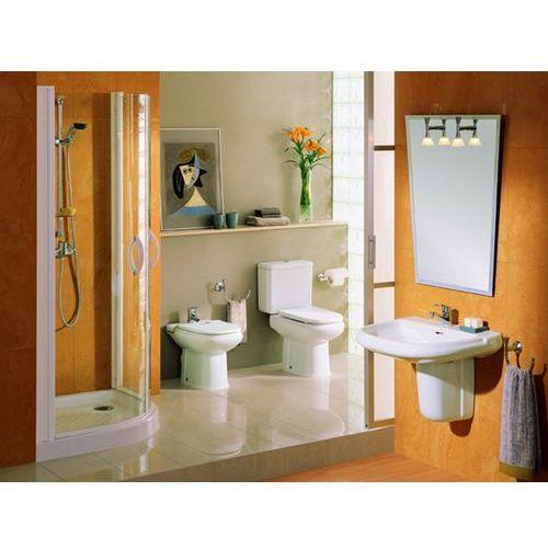 Roca Miska odpływ poziomy do kompaktu wc  dama retro a342329003