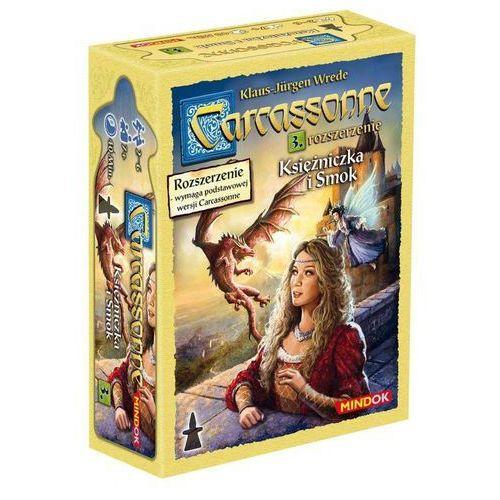 Carcassonne 3 - księżniczka i smok edycja 2 marki Bard