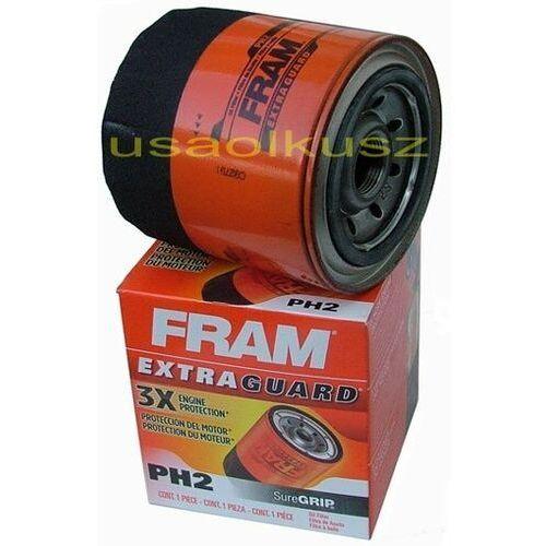 Filtr oleju silnika mercury mariner 3,0 v6 2005-2008 marki Fram