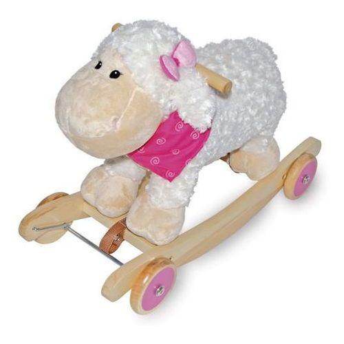 Zabawka na biegunach dla dzieci - Owieczka z dźwiękiem