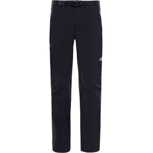 The North Face SPEEDLIGHT Spodnie materiałowe tnf black, T0A8SE