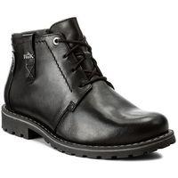 Kozaki NIK - 02-0484-01-0-01-03 Czarny, kolor czarny