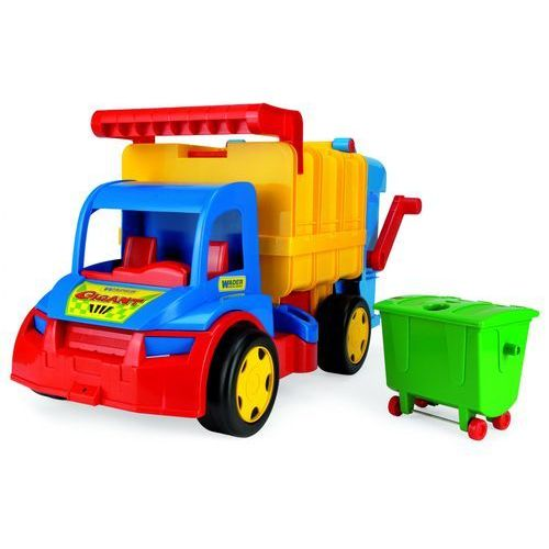 Gigant Truck Śmieciarka - WADER, CentralaZ1748