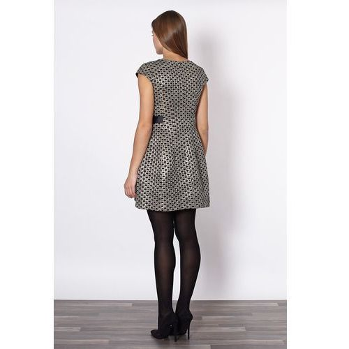 Sukienka Model Donna 20620 Black, kolor czarny