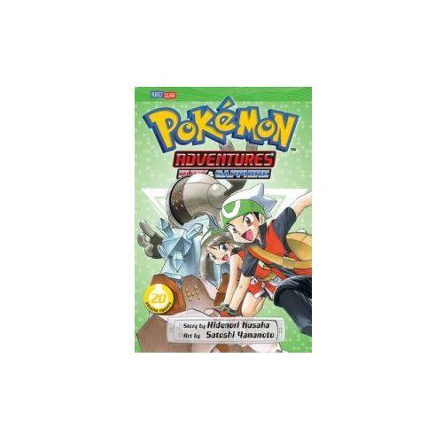 Pokemon Adventures, Kusaka, Hidenori