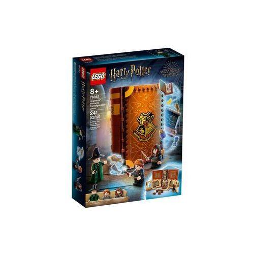 Lego Harry Potter: Chwile z Hogwartu™: zajęcia z transfiguracji (76382). Wiek: 8+, 76382