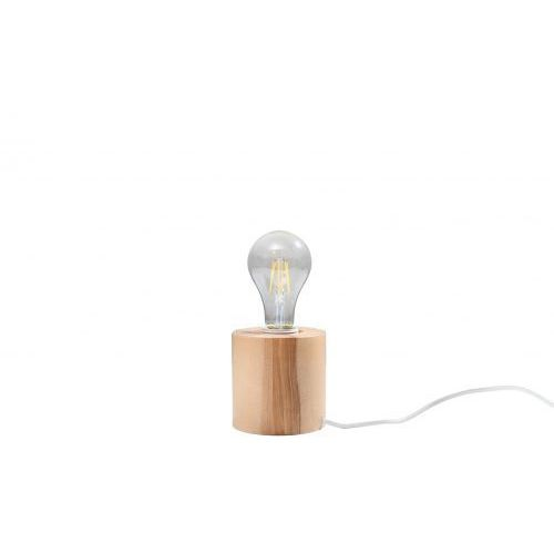 Sollux lighting Lampa biurkowa salgado naturalne drewno marki model sl.0674 (5903282706736)