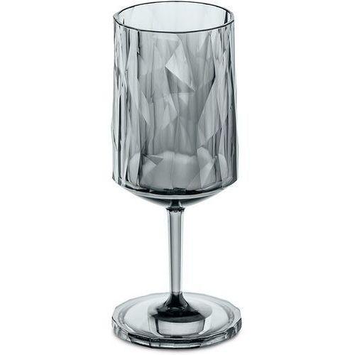 Koziol - kieliszek do wina 350ml club wine antracyt