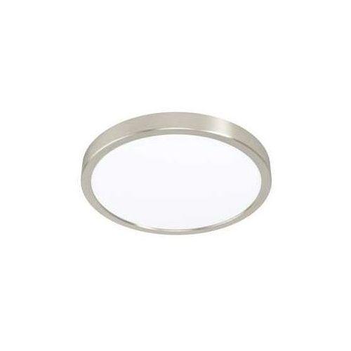 Eglo Fueva 5 99221 plafon lampa sufitowa 1x20W LED nikiel