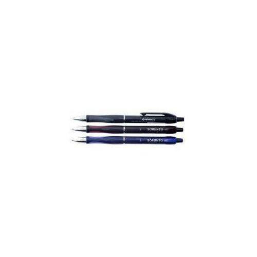 Długopis sorento niebieski (24szt) marki Tadeo trading