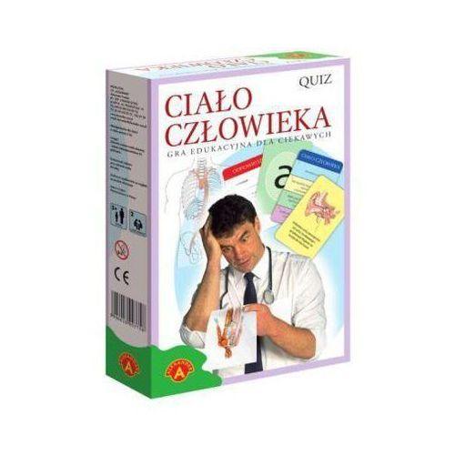 Alexander gra mini quiz,ciało człowieka