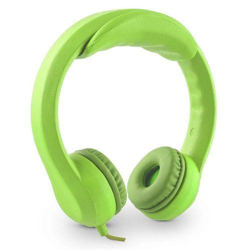 auna Flexi słuchawki dla dzieci maks. 85dB bardzo elastyczne giętkie neonowa zieleń Zamów ten produkt do 21.12.16 do 12:00 godziny i skorzystaj z dostawą do 24.12.2016