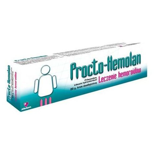 OKAZJA - Procto-hemolan krem 20 g