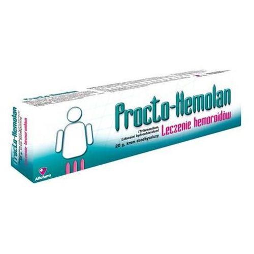 Procto-hemolan krem 20 g (na hemoroidy)