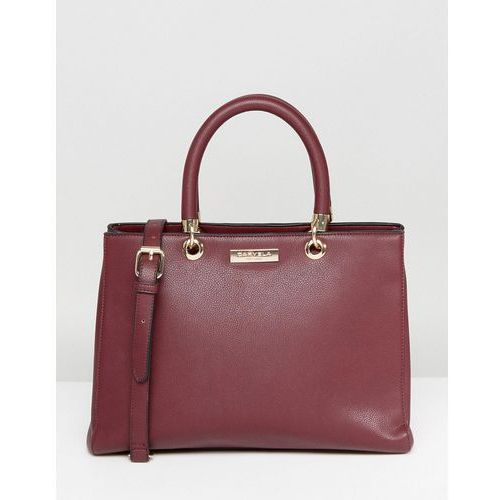 Carvela Soft Darla Tote Bag - Red, kolor czerwony