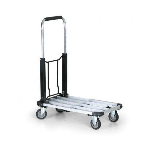 Składany wózek aluminiowy, 150 kg marki B2b partner