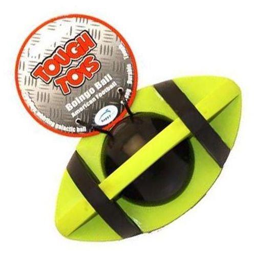 Wytrzymała piłka rugby z serii marki Tough toys