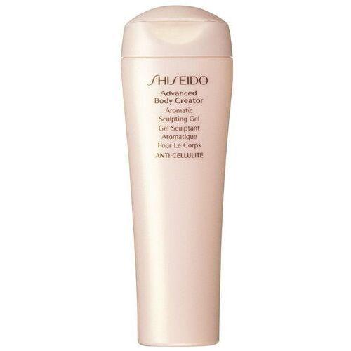 Shiseido Pielęgnacja nawilżająca Shiseido Pielęgnacja nawilżająca Advanced Body Creator Aromatic Sculpting Gel - Antycellulitowy żel do modelowania sylwetki 200.0 ml